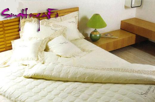 Chăn ga gối Luxury L10 009, ga rèm cho giường 1.6 x 2.0m