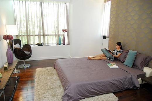 phòng ngủ cẩm lý