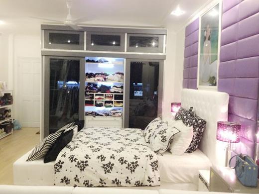chăn ga gối đệm phòng ngủ ngọc trinh
