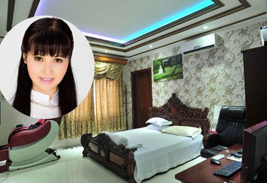 phòng ngủ của trang nhung