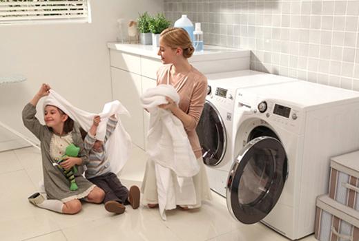 Cách giặt ruột chăn bông hiệu quả