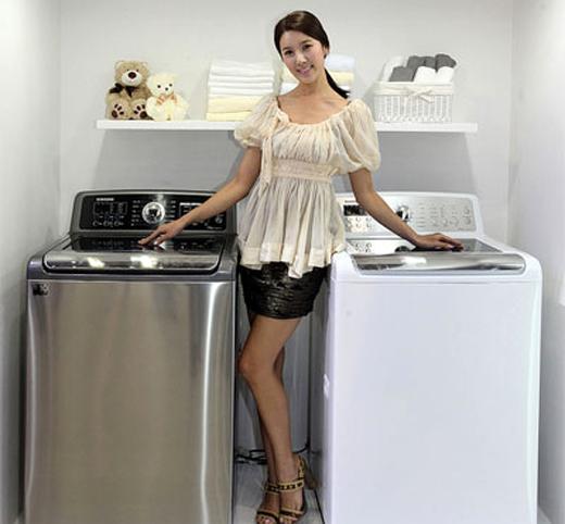 Hãy để máy giặt làm việc thay cho bạn